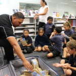 Piripi @Waitakere City Library 2013