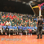 Tamati at Baycourt 29 June 2015 - E
